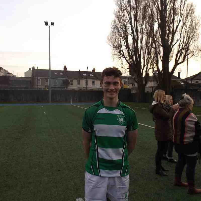 Harry Sprague - Devon U15s