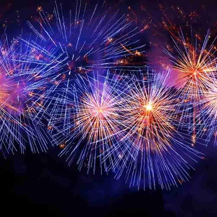 Volunteers for Fireworks Night