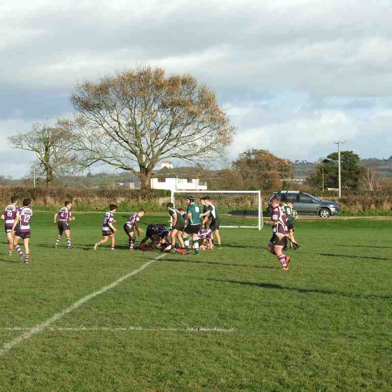 Colts v Sidmouth - 25 Oct 2017
