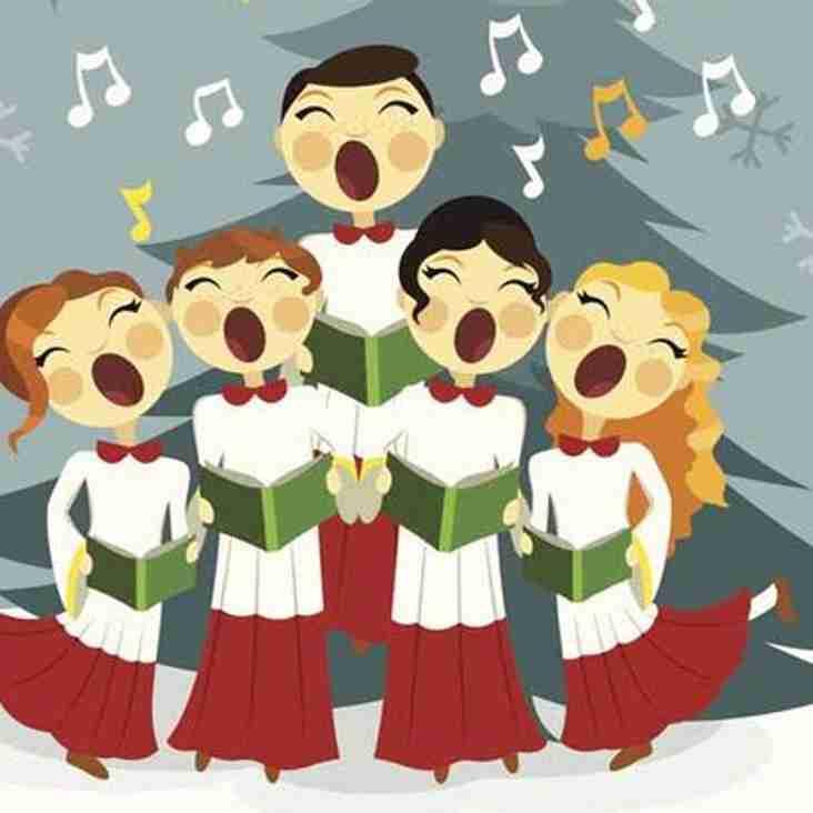 Christmas Draw & Carols