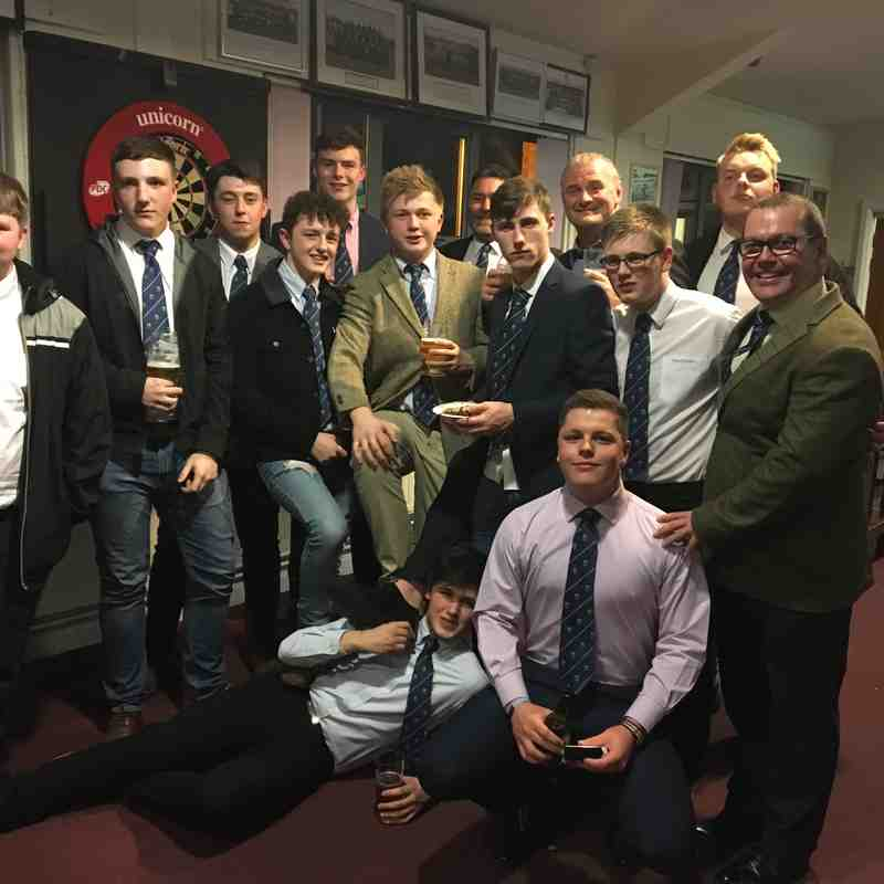 Jnr Colts Presentation Evening