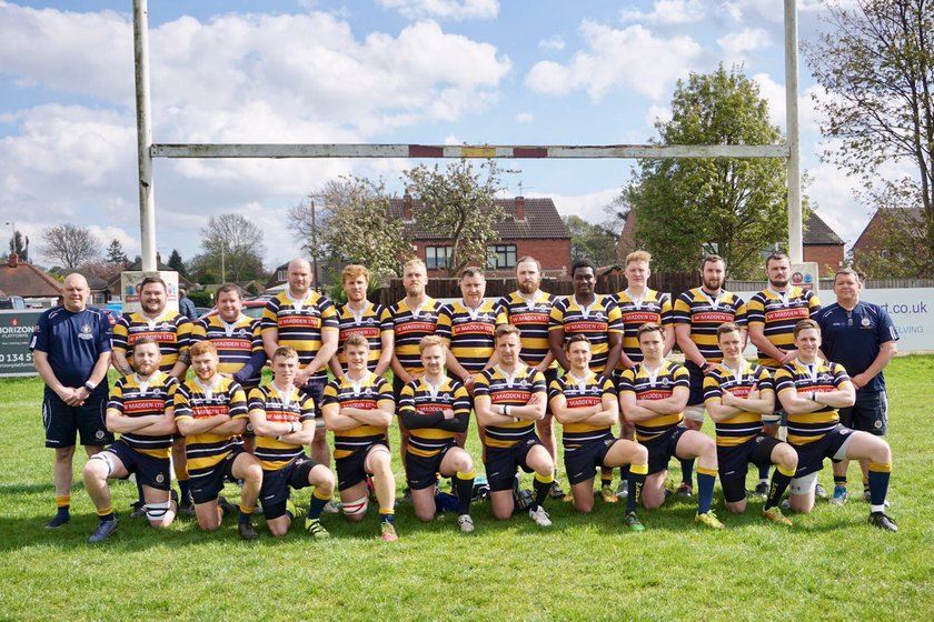 2nd Team lose to Keighley 39 - 36