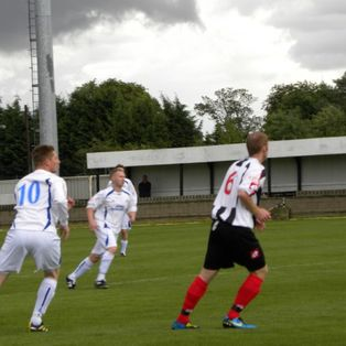 Rainworth Crash out of the FA Cup