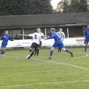 Red-faced Wrens hand Shepshed their first win