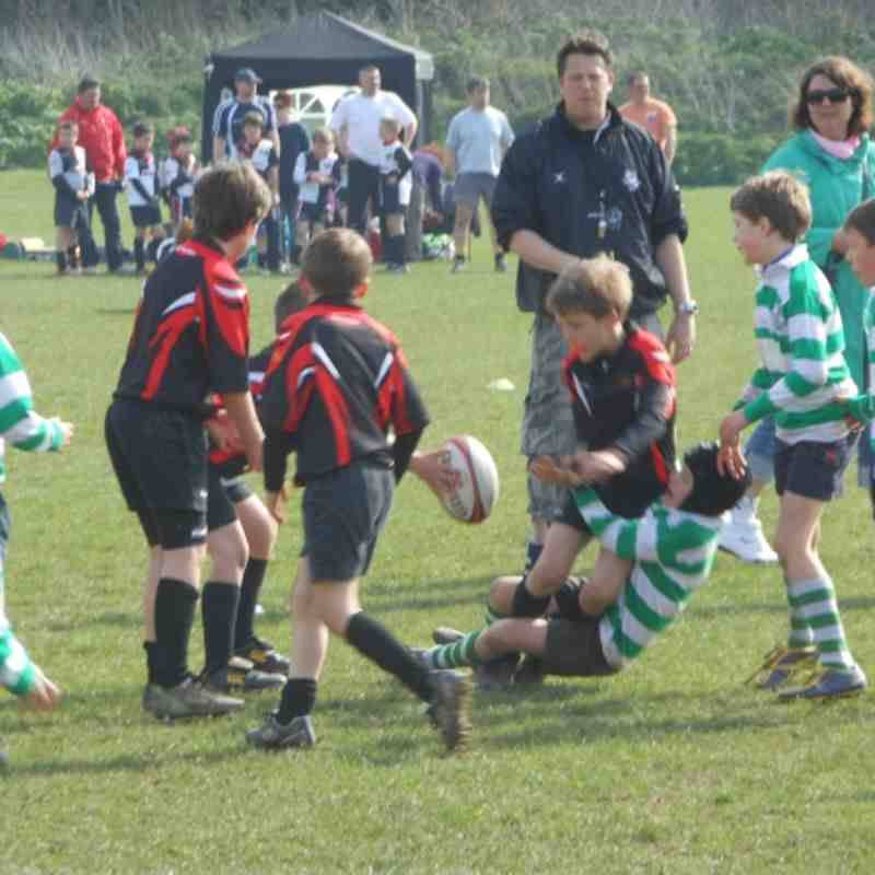 Taunton Rugby Festival March 2012