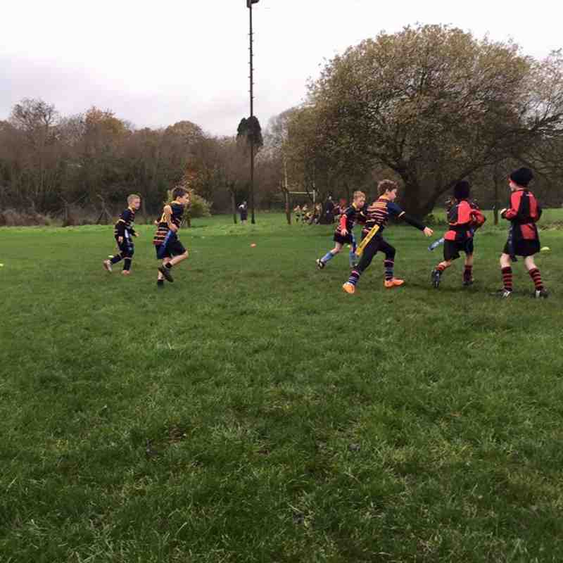 Newbold-On-Avon RFC - 08.11.15