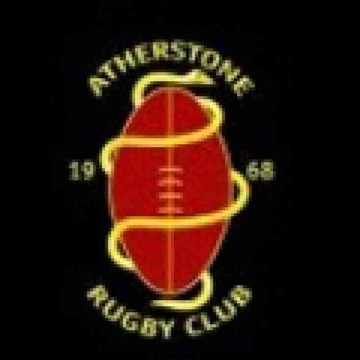 Home win awarded to Atherstone RFC
