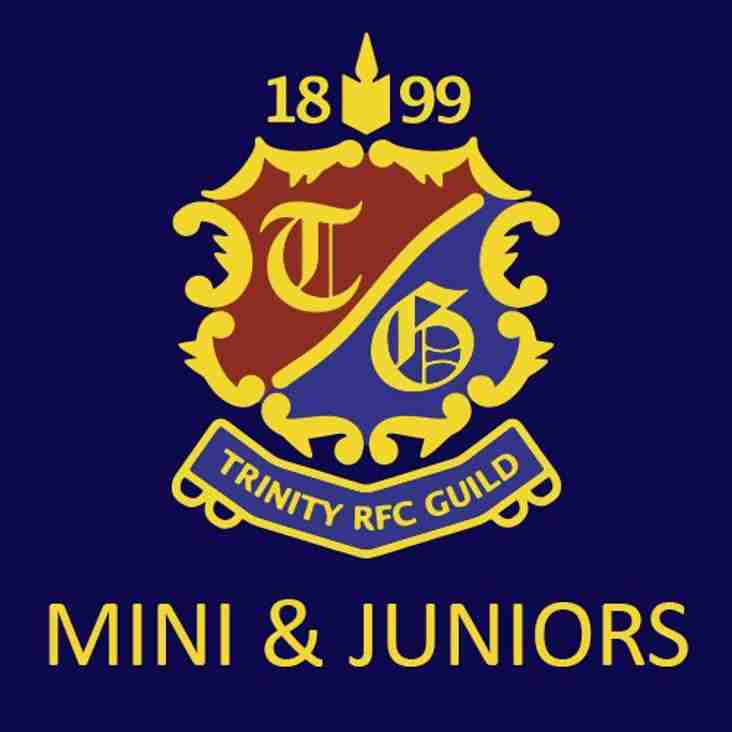 Mini and junior rugby season begins