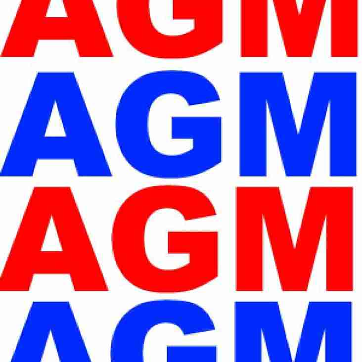 Trinity Guild RFC AGM & EGM on Relocation Proposals