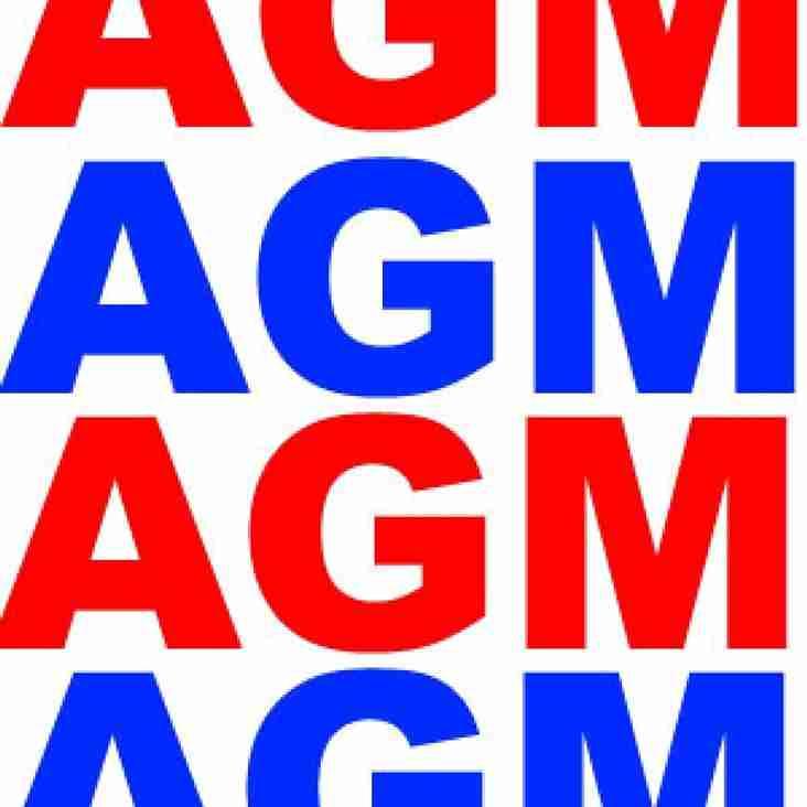 Trinity Guild RFC AGM & EGM on Relocation Proposals