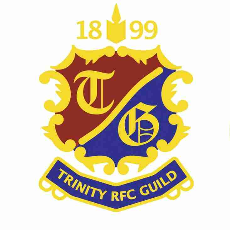 Trinity Guild RFC and it's bright future!