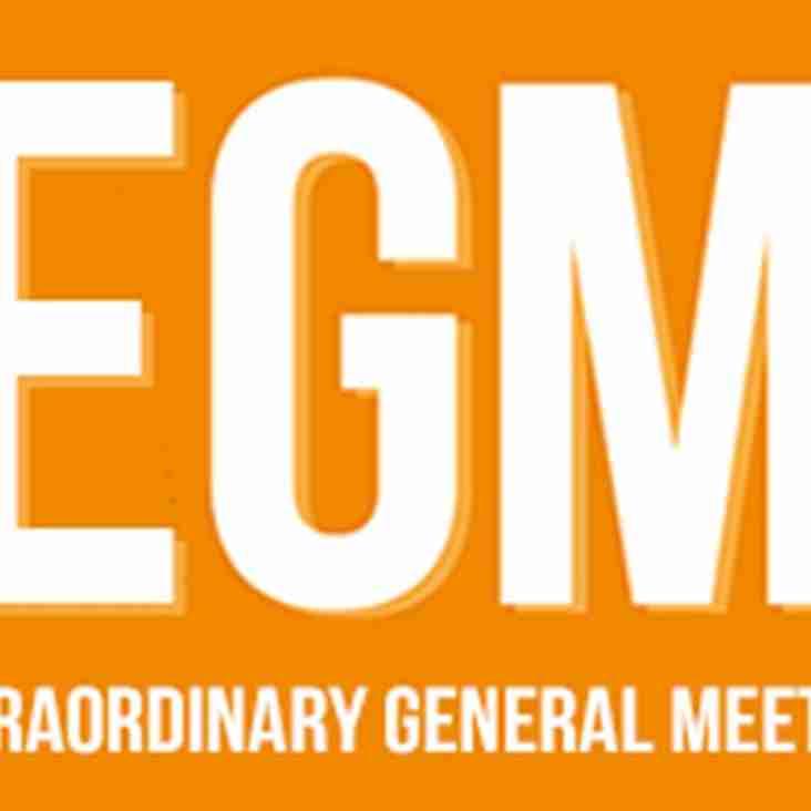 Trinity Guild RFC EGM on Relocation Proposals