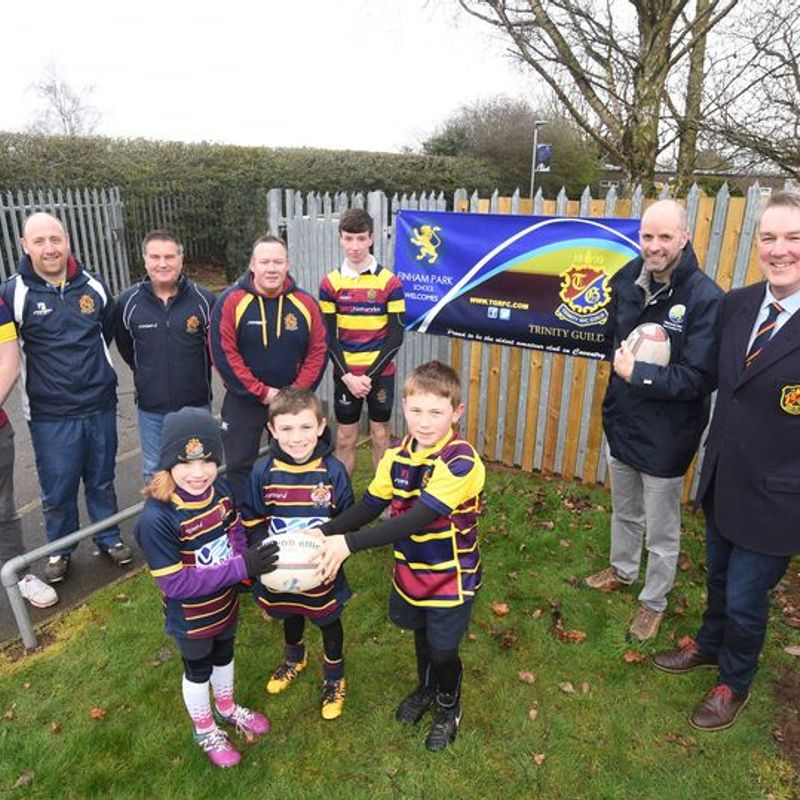 Coventry's oldest junior rugby club to get state-of-the-art ground