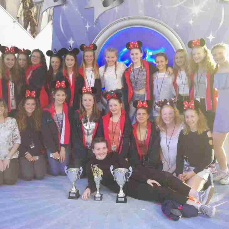 Swan are winners all round at Disney!