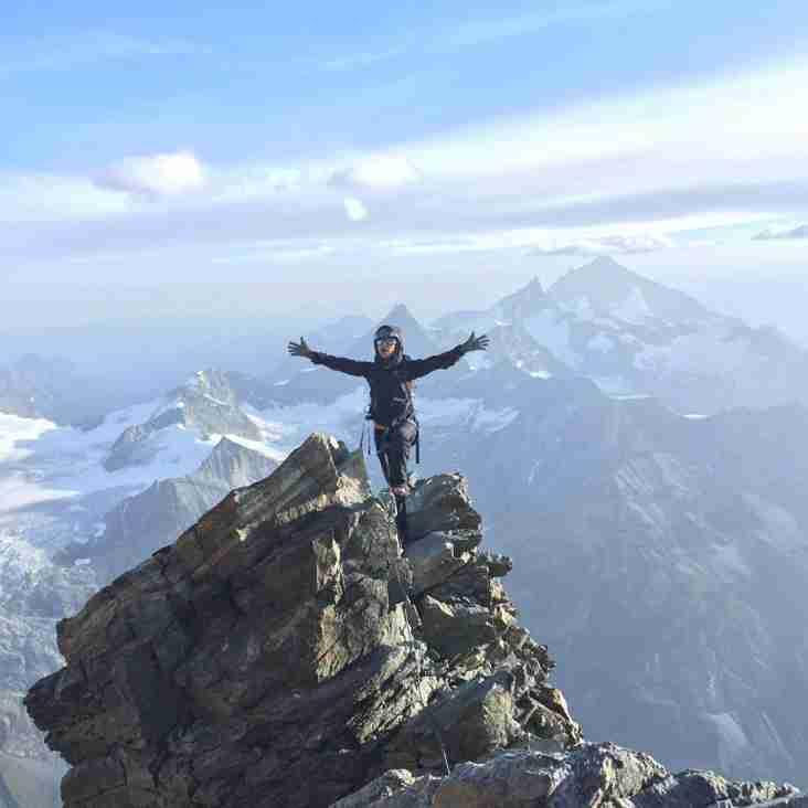Attitude at Altitude