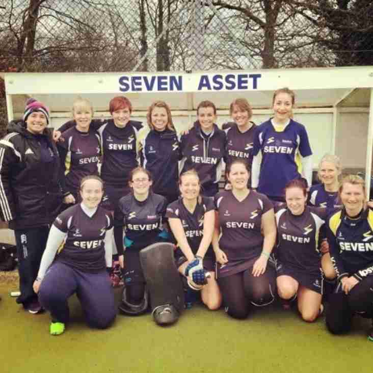 Ladies 3s Win Suffolk Premiership Title