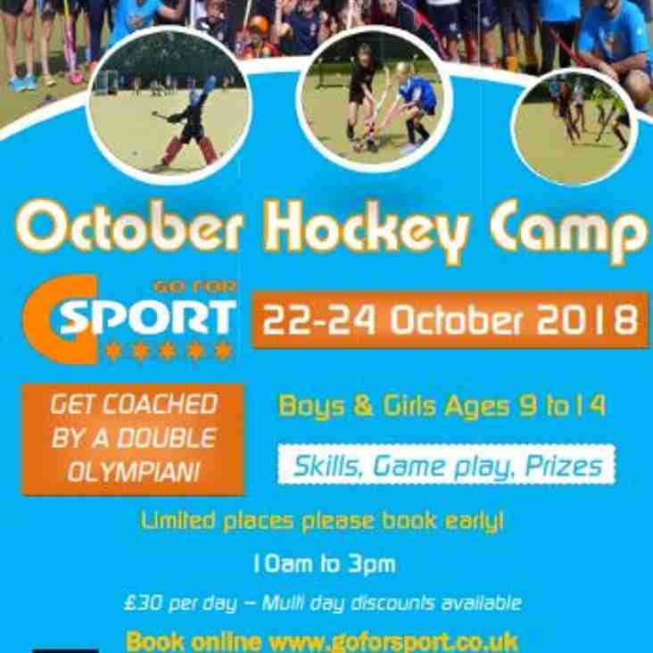 Go For Sport - Hockey Camp