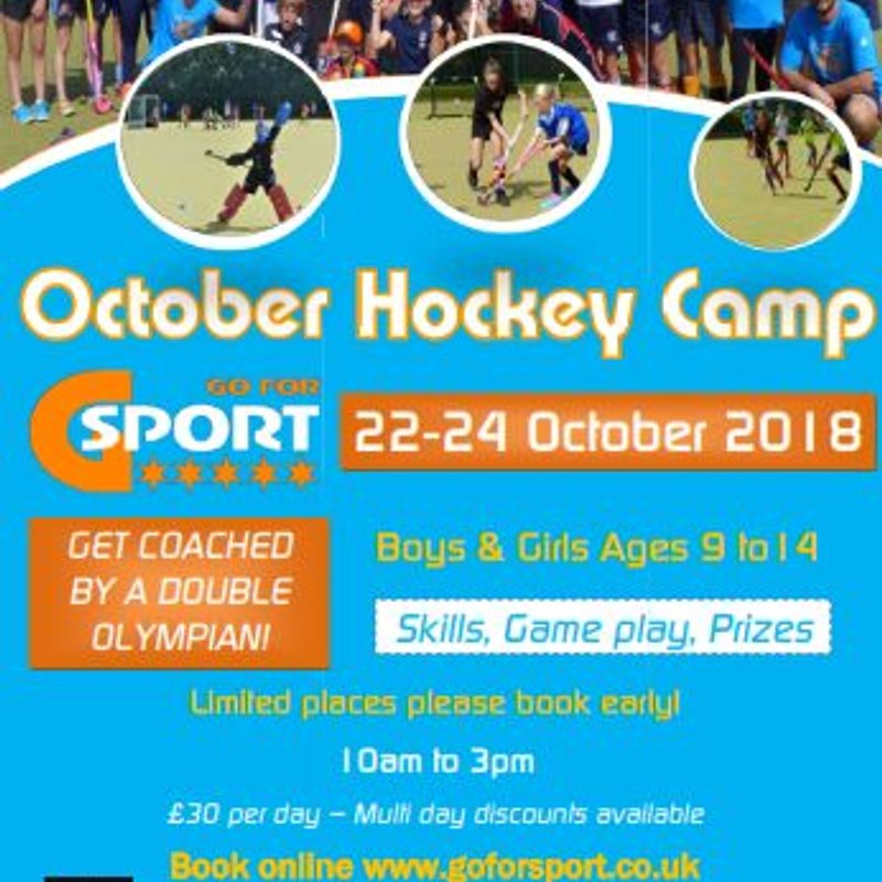 Go For Sport - Hockey Camp