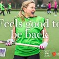 We're holding another 'back to hockey' session