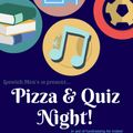 Pizza & Quiz night on 17th November