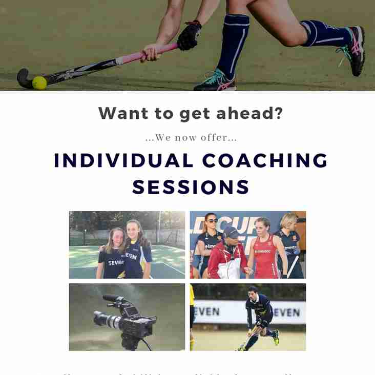 Book your 1v1 session now!