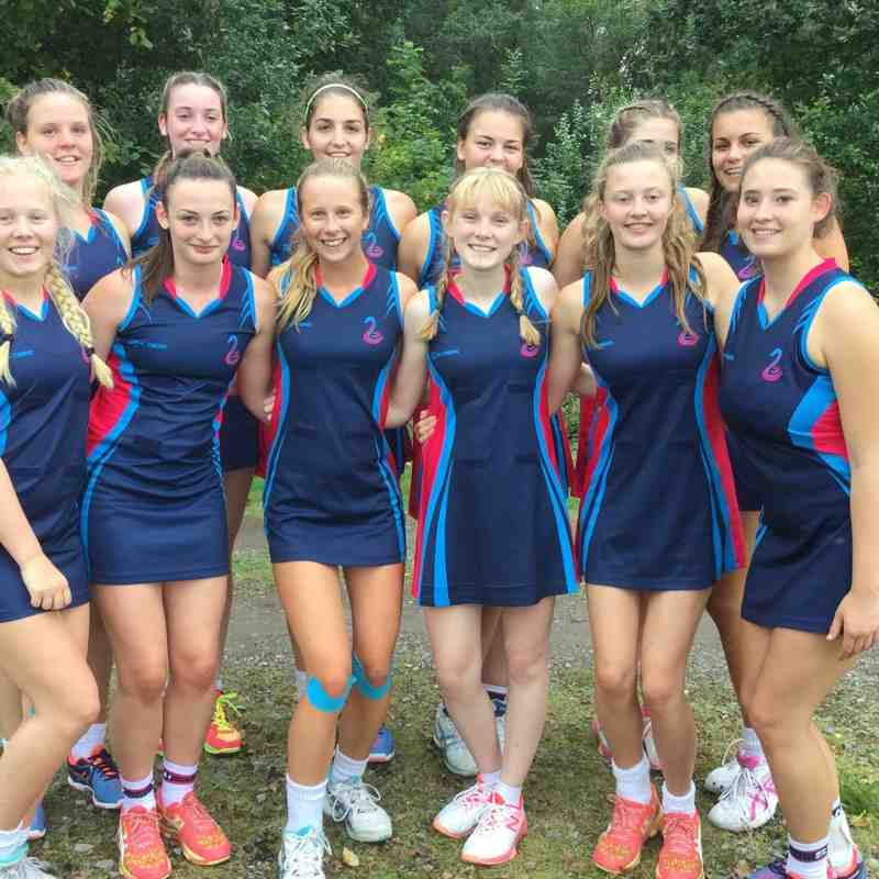 U19 South Region Tournament Squad