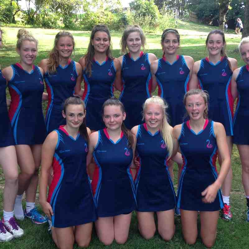 Swan U19 regional qualifying squad