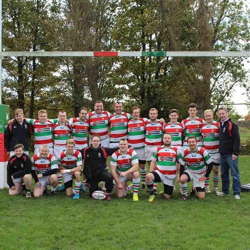 2nd Stockport Vs Preston Grasshoppers (H) 5-11-16