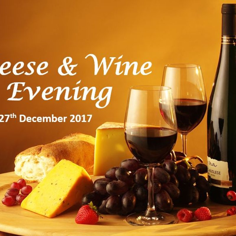 Cheese & Wine Evening 2017