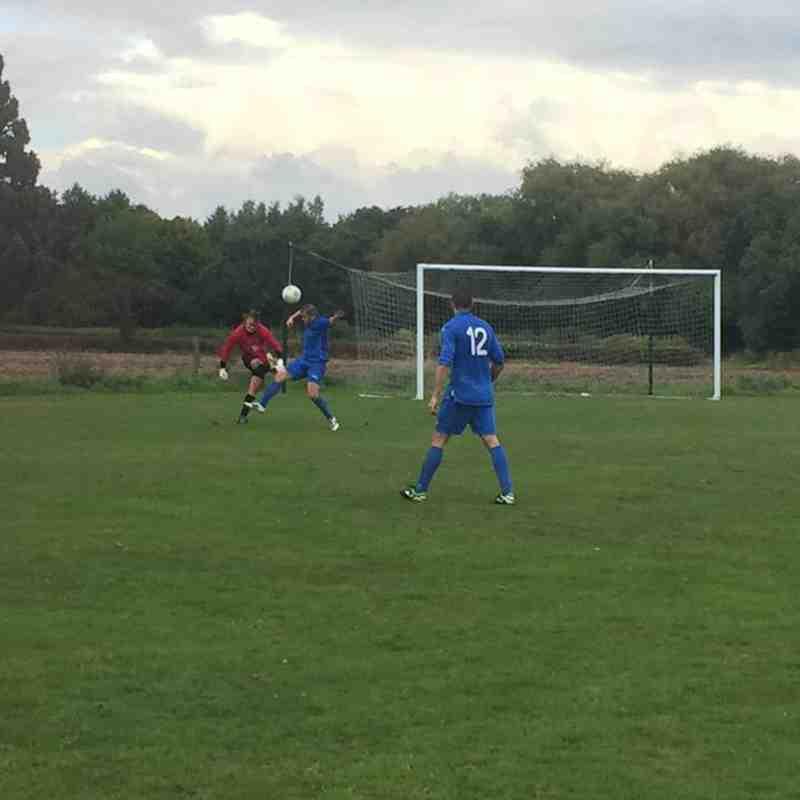 Ilmington United (h) 16/09/17