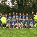 Under 14s lose to Hillmorton Juniors