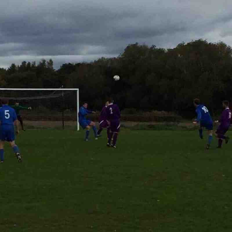 Northfield Athletic (h) - 07/10/17