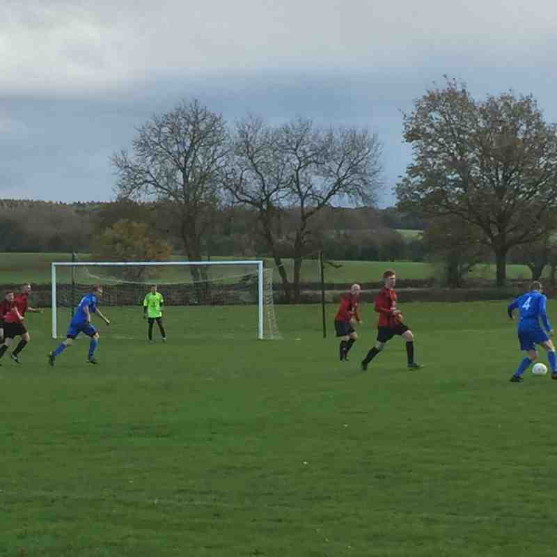 Alcester Town Res - 04/11/17