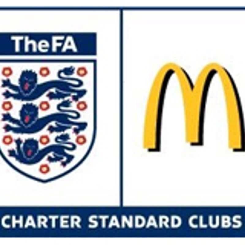 Henley Forest Achieve FA Charter Standard Status for Youth Section