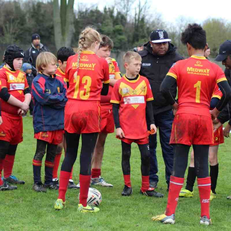 U7 and U11 match 9April2016