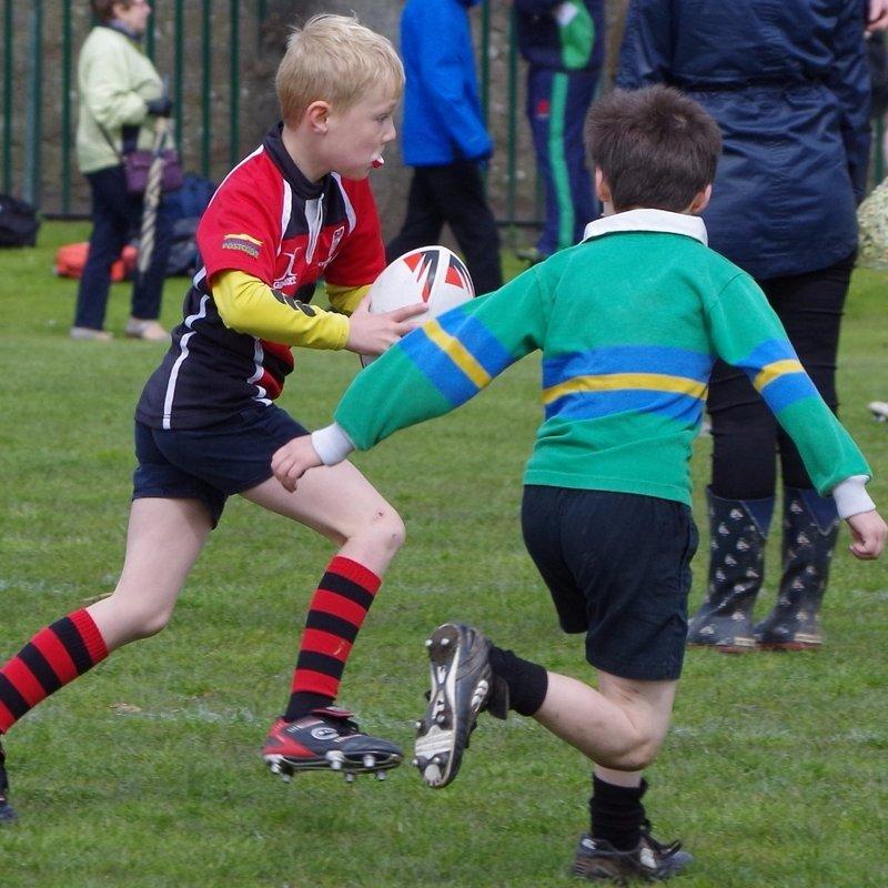 Season 2015/16 P4s @ Haddington Tournament