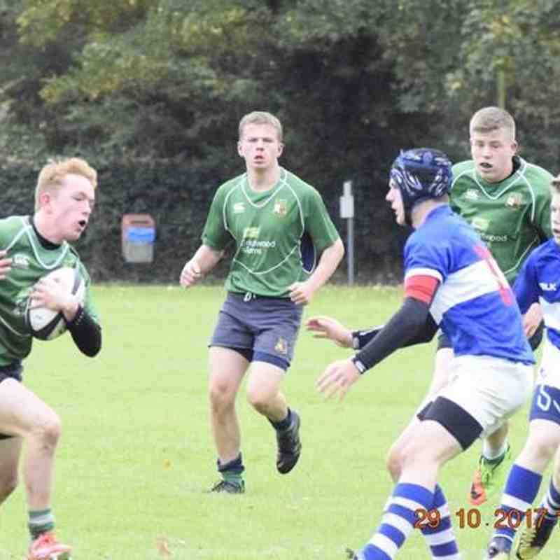 BSRFC 29th October 2017