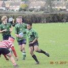 Datchworth u16's v Finchley u16's