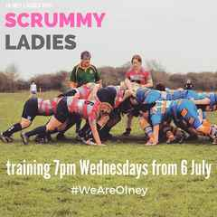 Join Olney Ladies for pre-season