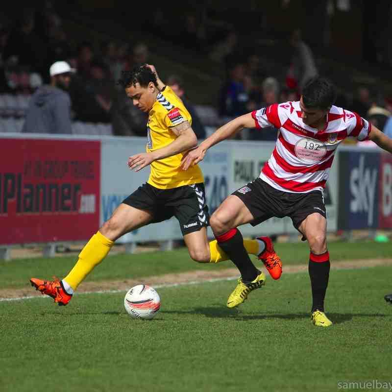 Kingstonian 2-2 Lewes