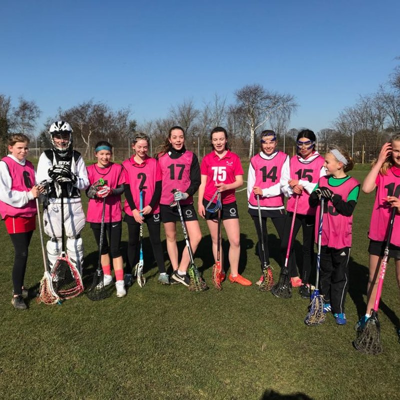 Win at home for U15 W4 V Caterham Cougars