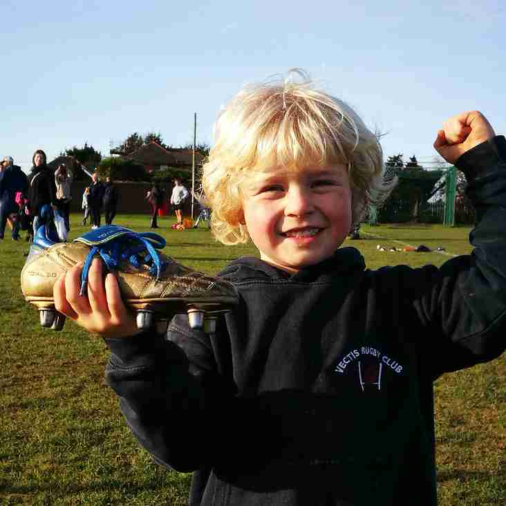 Vectis Under 7s Going from Strength to Strength