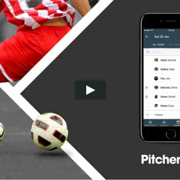 Coaches and Managers: The Pitchero Manager app is finally here