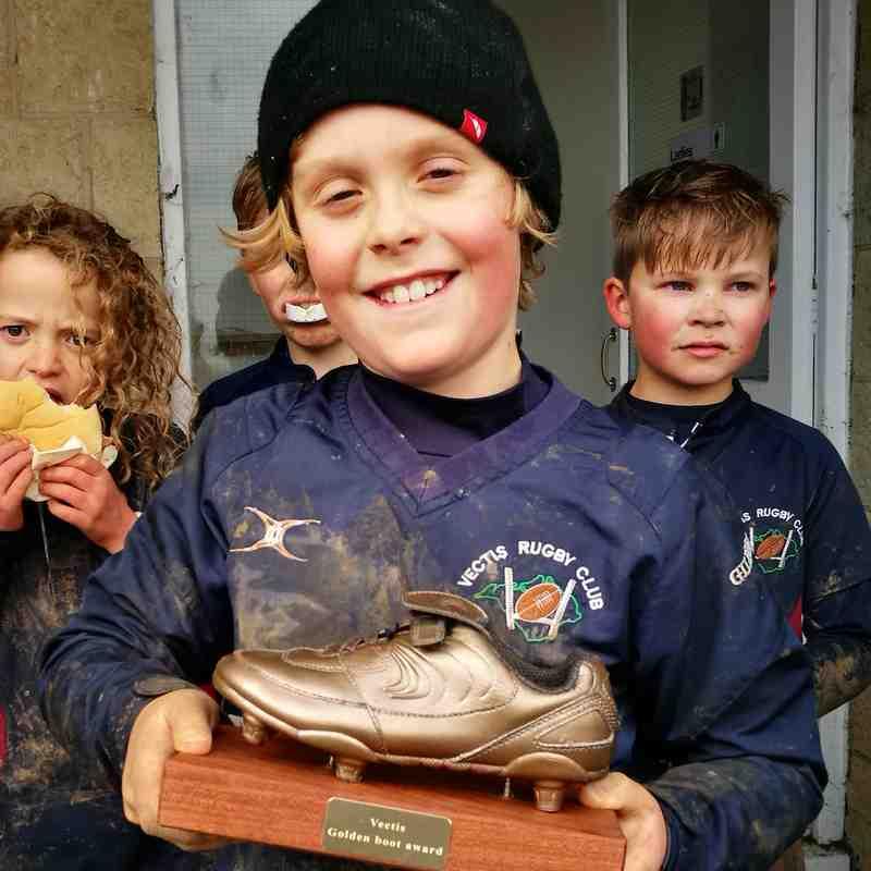 Golden Boot winners 2017-18