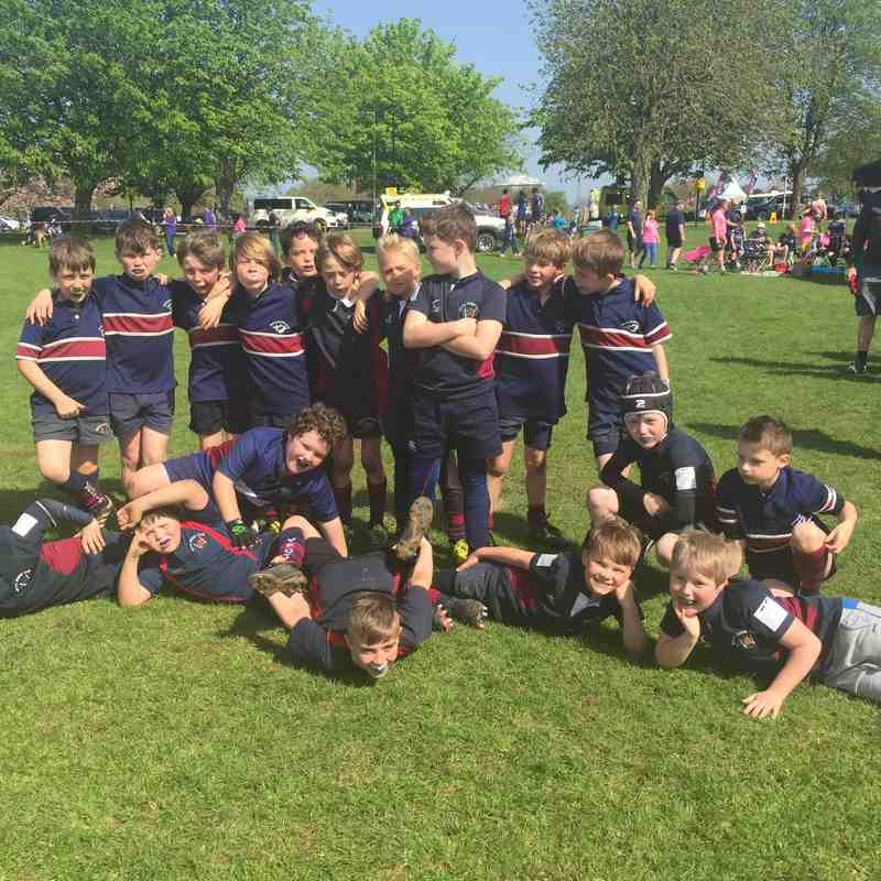 Vectis Mini Rugby Festival 2017-18