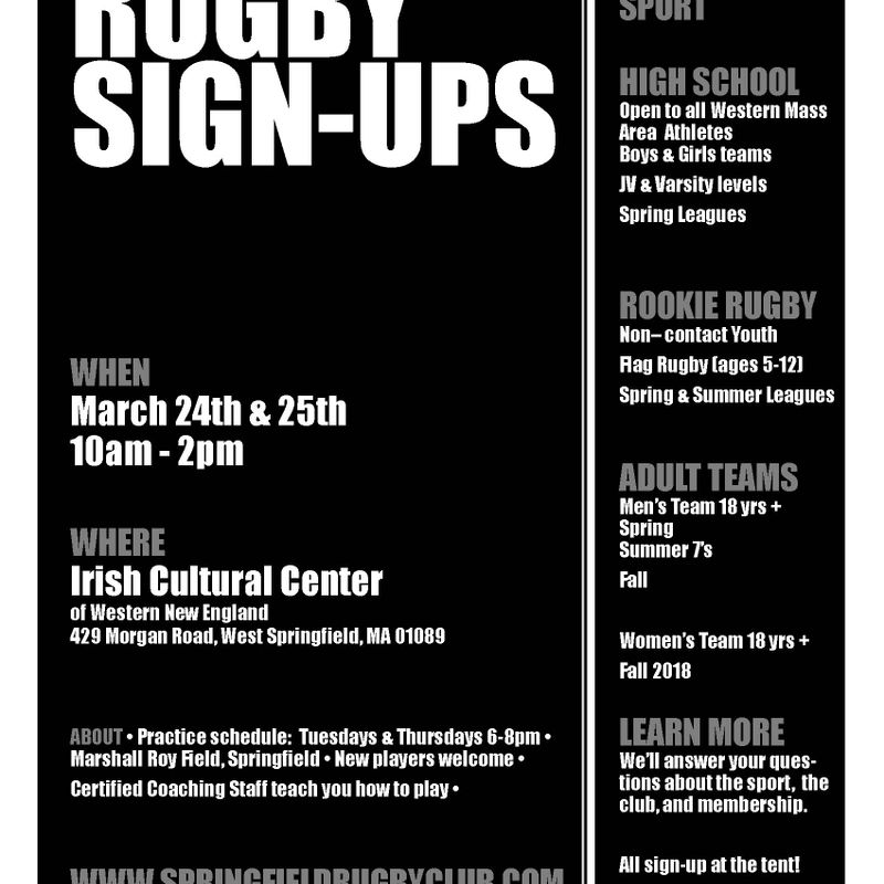 Learn a new sport: Rugby for all ages!