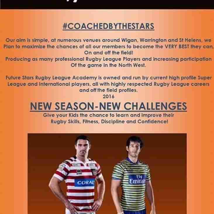 FUTURESTARS Rugby League Academy