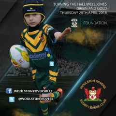 Woolston Rovers Community Club Game