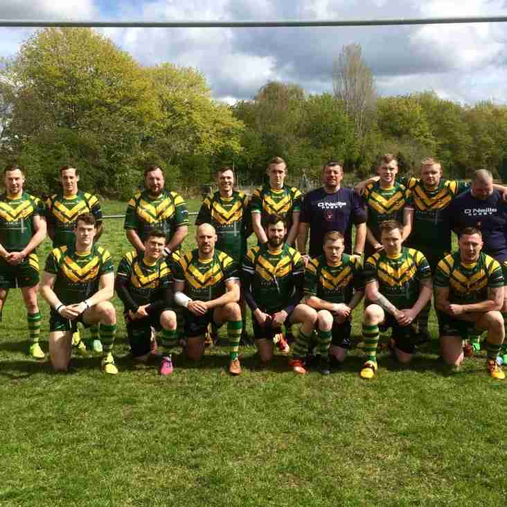 WOOLSTON ROVERS 'A' 22 BOLD MINERS 46