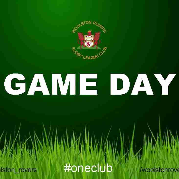WOOLSTON ROVERS 'A' v CROSFIELDS 'A'